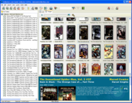 Collectorz.com Comic Collector screenshot